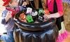 Inflatable Halloween Cauldron: Inflatable Halloween Cauldron