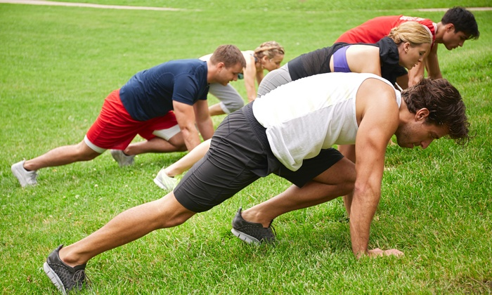 World of Home Fitness - Oakdale: Four Weeks of Unlimited Boot-Camp Classes at Bootcamp Unleashed (53% Off)