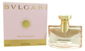 Bvlgari Rose Essentielle Eau De Parfum For Women (3.4 Fl. Oz.)
