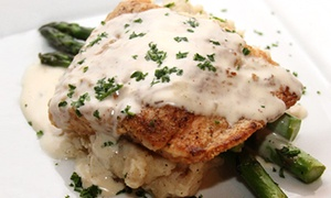 Bourré Southern Bistro: Creole Cuisine with a California Twist for Two or Four at Bourré Southern Bistro (Up to 42% Off)