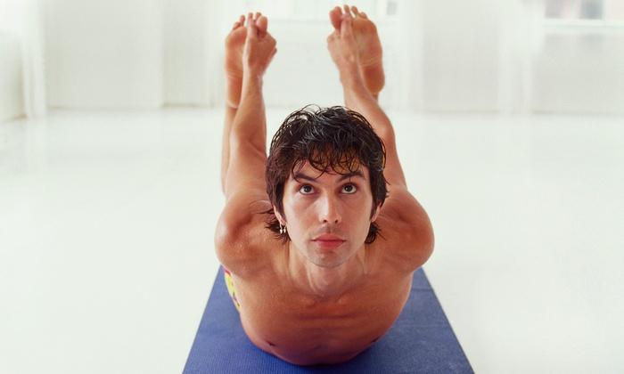 Bikram Yoga Covina - Covina-Valley: One Month or One Year of Unlimited Bikram Yoga Classes at Bikram Yoga Covina (Up to 74% Off)