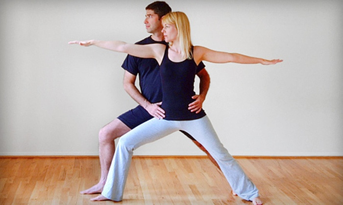 Red Lotus Yoga - Rochester: $25 for Five Classes at Red Lotus Yoga ($80 Value)