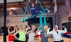 San Diego United - Northeastern San Diego: Two, Four, or Six Aerial Classes, or One Month of Unlimited Classes at San Diego United Training Center (Up to 57% Off)