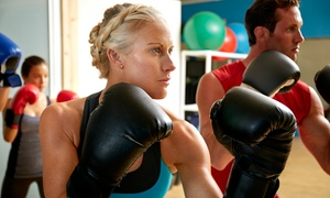 oneFIGHT Boxing & Fitness Club: 5 or 10 Boxing and Fitness Classes at oneFIGHT Boxing & Fitness Club (Up to 61% Off)
