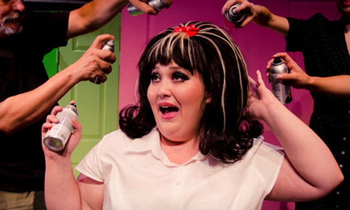 """Jonathan Pennington Studios presents """"Hairspray The Musical"""" - Alamo District,Downtown,King Williams District: $36 for Two to See """"Hairspray The Musical"""" at Cameo Theatre (Up to $72 Value). Six Dates Available."""