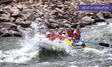 Half or Full Day of Rafting for Two or Four from Colorado River Runs (Up to 46% Off)