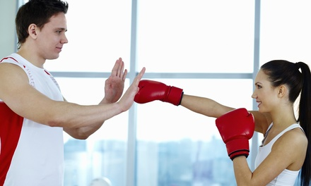 Up to 78% Off Kickboxing classes at Rocket City Rocks Boxing Gym
