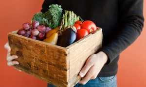 Nalls Produce: $12 for a Fresh Produce Box at Nalls Produce ($22 Value)