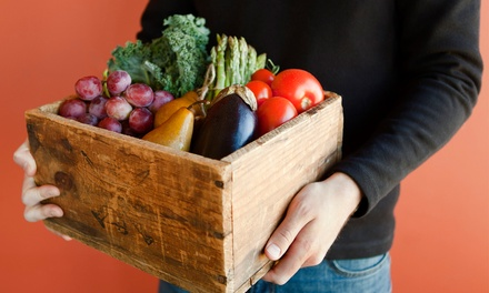 $12 for a Fresh Produce Box at Nalls Produce ($22 Value)