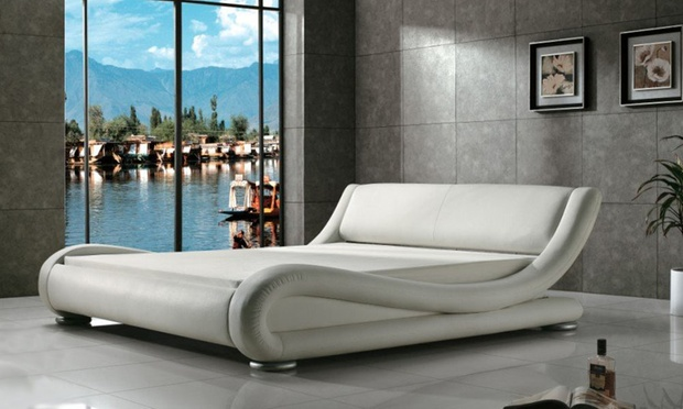 Matrimonio Bed You : Designer madrid bed £ groupon goods