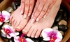 Hair and Nails by Christopher Anthony - (Temporarily closed): One-Hour Spa Package or a Spa Day at Hair and Nails by Christopher Anthony (Up to 58% Off)