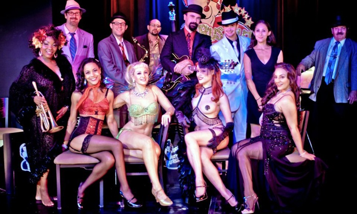 Bustout Burlesque - House of Blues New Orleans: $16 to See Bustout Burlesque on Friday, December 13, at 8 p.m. or 10:30 p.m. (Up to $31 Value)