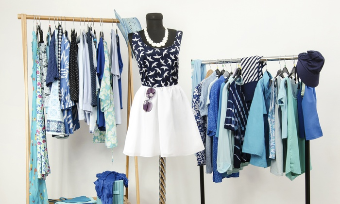 The Style Closet - East Point: $54 for $99 Groupon — The Style Closet