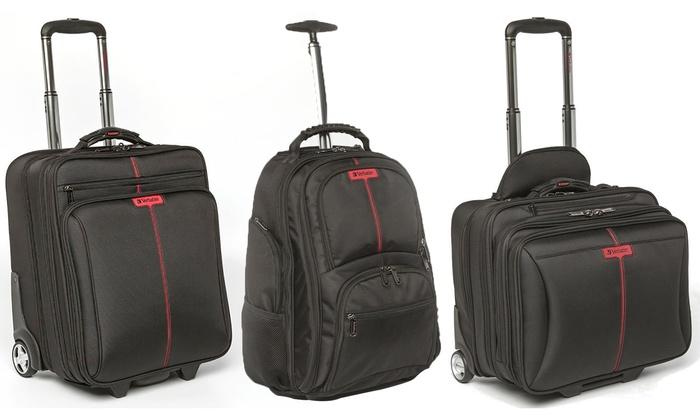 bdf4b0f88e03 Verbatim Laptop Travel Bag   Groupon Goods