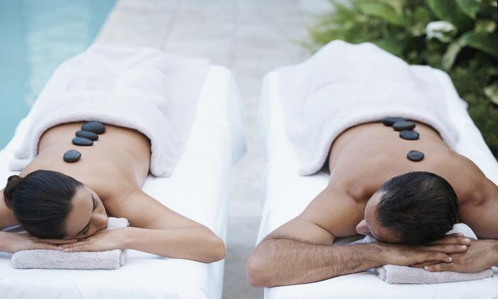 Oferta de masaje en pareja con cava y bombones en Madrid