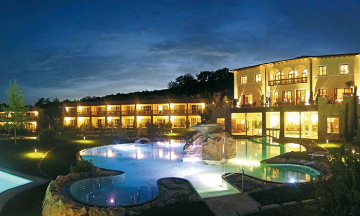 STE - Adler Spa Resort a Bagno Vignoni - San Quirico d\'Orcia (SI ...