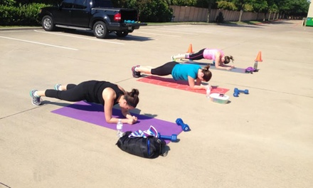 10 Boot-Camp Classes at Angie's Boot Camp (64% Off)