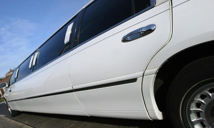 $169 for $340 Worth of 4-hour Chauffeured Ride at Ecclesiastes Limousine Service
