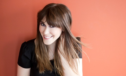 Haircut with Optional Conditioning and Single-Process Color or Highlights at Sophisticuts Salon (Up to 58% Off)