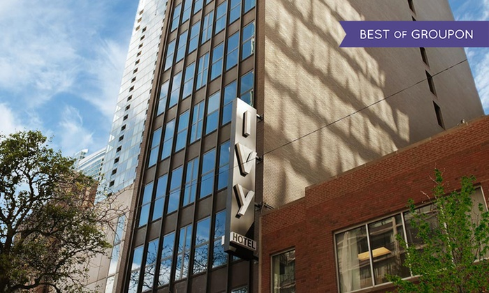 Ivy Boutique Hotel - Chicago, IL: Stay at Ivy Boutique Hotel in Chicago, with Dates into March