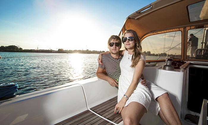 Isabella's Cruises - Marina Del Ray: 90-Minute Private BYOB Sailing Trip for Two or Four from Isabella's Cruises (Up to 51% Off)