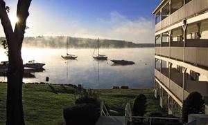 Center Harbor Inn: Stay at Center Harbor Inn in Center Harbor, NH, with Dates into October