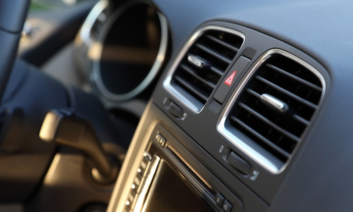 Chalhoub Texaco - Richardson: Computer Diagnostic Test or Air-Conditioning Service for Automobiles at Chalhoub Texaco (Up to 88% Off)