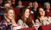 C$20 for a Movie Package for Two with Tickets, Medium Popcorns, and Pops at Imagine Cinemas (C$37 Value)
