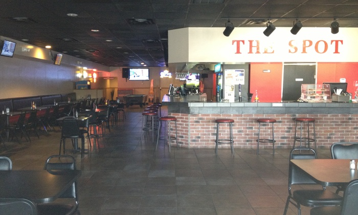 The Spot Restaurant Bar & Grill - DeSoto: $7 for $12 Worth of Sports-Bar Food — The Spot Restaurant Bar & Grill