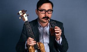 John Hodgman : John Hodgman on Friday, October 23, at 8 p.m.
