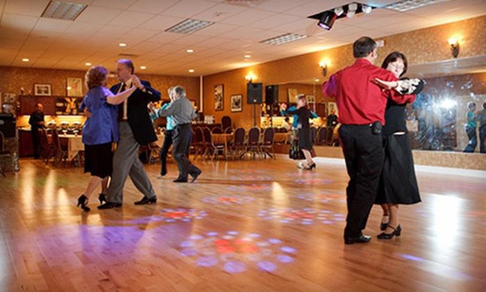 Ballroom Magic - Vernon: $39 for a Six-Week Couples Ballroom or Latin Dance Class at Ballroom Magic ($174 Value)