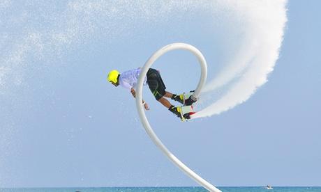Vuelo en flyboard para 1 o 2 personas desde 34,90 € en Gran Canaria Water Sport Oferta en Groupon