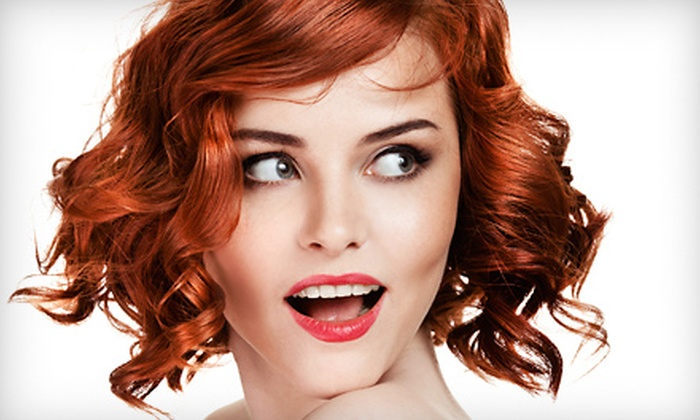 L.A. Styles Salon and Spa - Newport Beach: $65 for a Women's Haircut and Color Treatment at L.A. Styles Salon and Spa (Up to $130 Value)