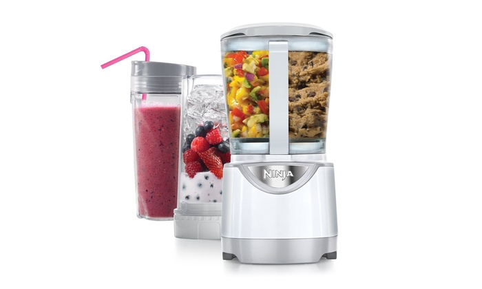 Ninja BL205 Kitchen System Pulse Blender (Refurbished