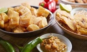Bajareque Cafeteria Restaurant: Three Groupons, Each Good for $15 Worth of Puerto Rican Food at Bajareque Cafeteria Restaurant(44% Off)
