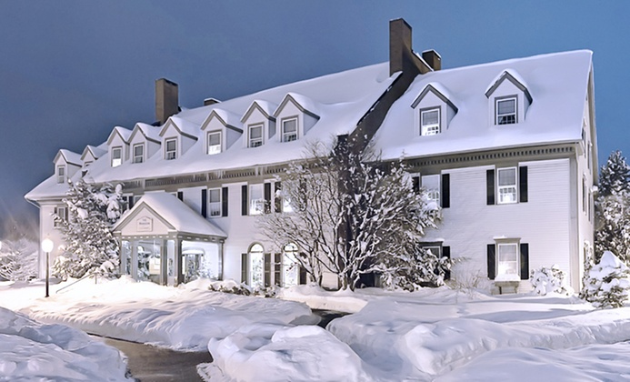 4-Star Vermont Hotel with Culinary Academy