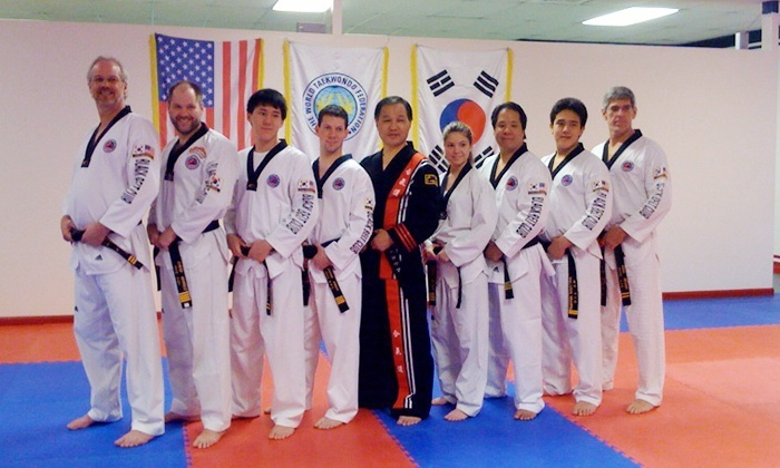 K. S. Lee's Best Martial Arts - Multiple Locations: 12 Martial-Arts Classes with Uniform, Exam, and Belt for One or Two (Up to 87% Off)