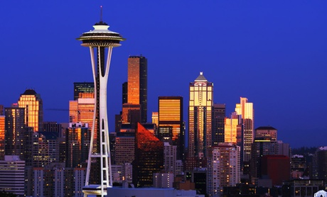 Contemporary Hotel near Top Seattle Attractions