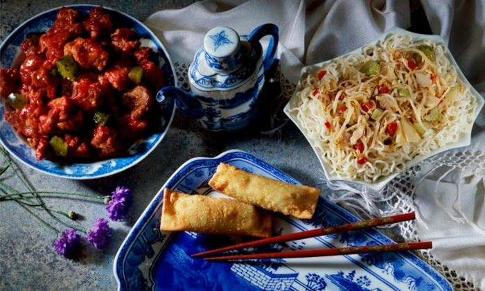 The Original Szechuan Chongqing Bistro - International Village: Szechuan Cuisine for Dinner or Takeout at The Original Szechuan Chongqing Bistro (Up to 50% Off)