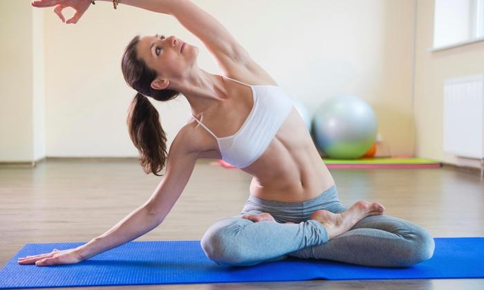 Yin Yang Pilates & Yoga - Lake Zurich: 10 Yoga Classes at Yin Yang Pilates (61% Off)