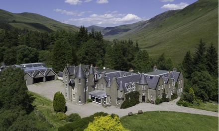 groupon.co.uk - Scottish Highlands: Double or Twin Room with Breakfast