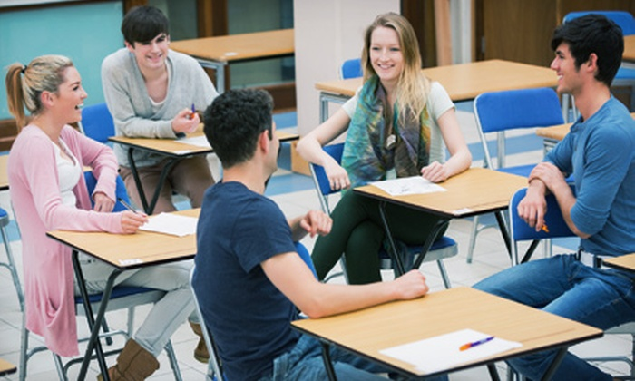 Fluent City - Downtown: $142 for a 20-Hour French or Spanish Class for First-Time Students at Fluent City ($285 Value)