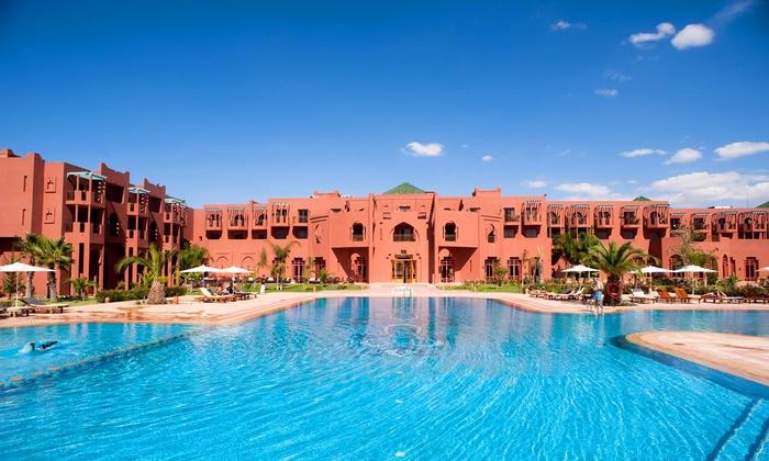 Groupon Marrakech Hotel Deal