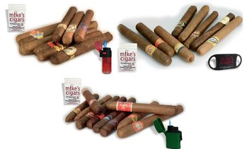 Mike's Smoking Cigar Sampler