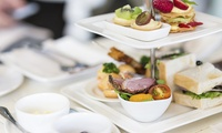 Traditional or Sparkling Afternoon Tea for Two at Best Western Guide Post Hotel (Up to 24% Off)