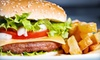 Mt Baldy Lodge Restaurant - Mount Baldy-Wrightwood: American Cuisine and Drinks at Mt. Baldy Lodge Restaurant (Half Off). Two Options Available.