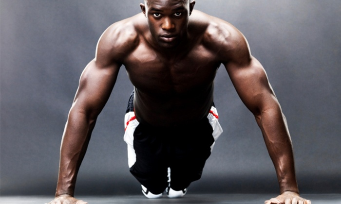 Osondu Fit Club - Timonium: 5 or 10 Boot Camp Classes at Osondu Fit Club (Up to 72% Off)