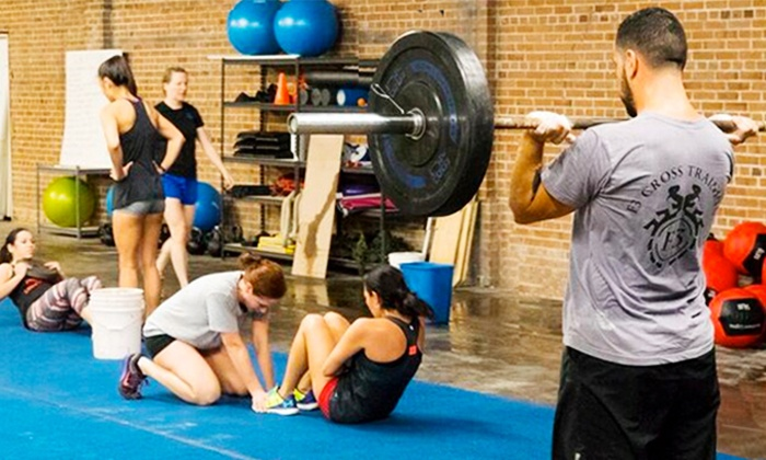 F3 Cross Training EaDo - Downtown: 5 or 10 Group Fitness Classes or One Month of Unlimited Classes at F3 Cross Training EaDo (Up to 78% Off)