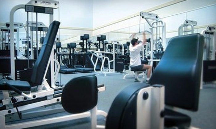 The Health Club at The Fairmont Washington, D.C. - Foggy Bottom - GWU - West End: 5 or 10 Visits to The Health Club at The Fairmont Washington, D.C. (80% Off)