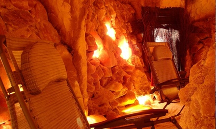 45-Minute Salt-Room Therapy Session for One or Two at Williamsburg Salt Spa (Up to 52% Off)